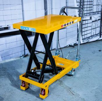 Wózek ze stołem nożycowym PR-WPNP2