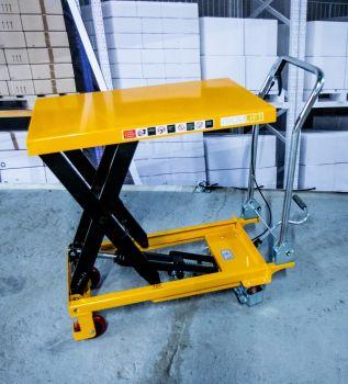 Wózek ze stołem nożycowym PR-WPNP1